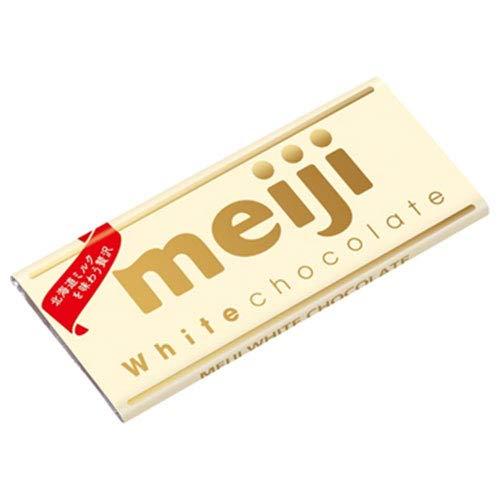 明治ホワイトチョコレート 10個