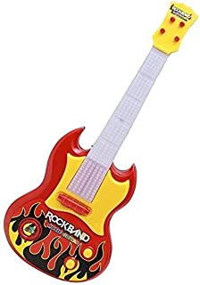 99Shoppy Musical Guitar for Kids with Light and Music - 17 inch