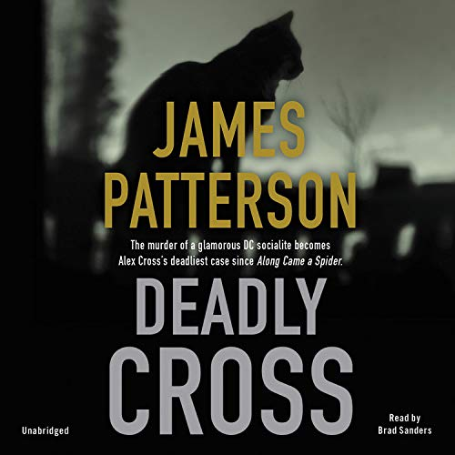 Deadly Cross Audiobook By James Patterson cover art