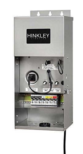 Hinkley 900w Transformer - Pro-Series - Low Voltage & Landscape, Stainless Steel
