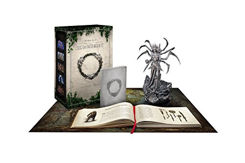 The Elder Scrolls Online: Summerset - Collectors Edition [PlayStation 4 ]