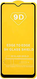 9D Tempered Glass Full Size & Full Glue Screen Protector For Vivo Y20S