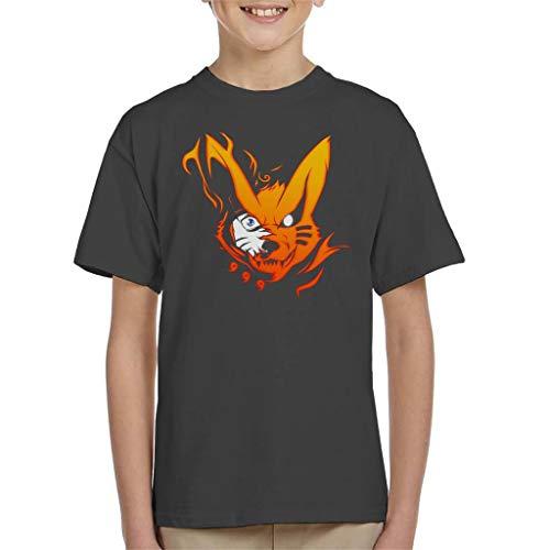 Cloud City 7 Naruto Kurama Kid's T-Shirt