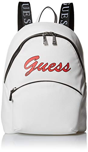 GUESS Skool's Out Large Backpack, White