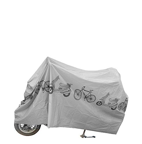 N \ A Bike Cover, Waterproof Anti Dust Rain Anti Snow Uv Protection with Double Stitching Heat Sealed Seams, for Mountain Road Electric Bike Outdoor Storage