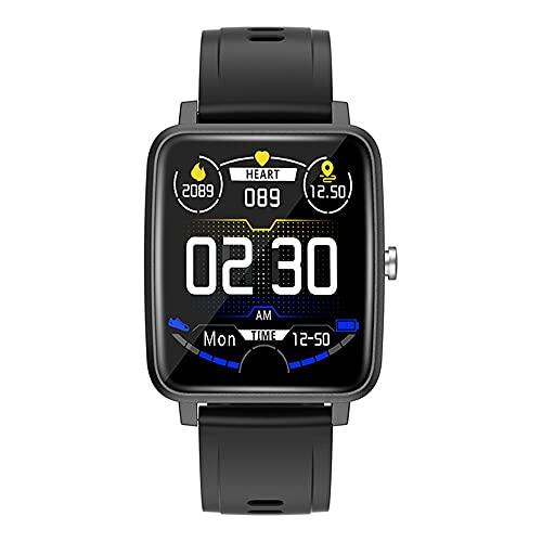 huanglianglanshangmao Reloj Inteligente Impermeable de Entretenimiento Audiovisual (Color : 2)