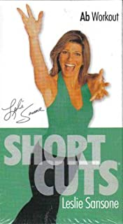 Short Cuts By Leslie Sansone: Ab Workout