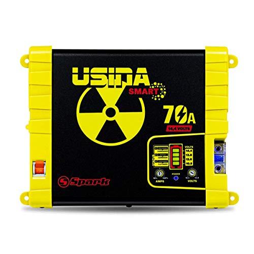 Fonte Carregador Usina 70a Battery Bivolt Slim Smart Cooler