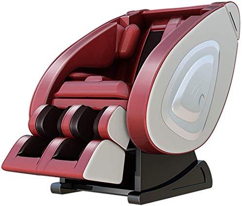 PIAOLIGN Silla de masaje eléctrica de cuerpo completo Silla de masaje eléctrica Home Body Capsule multifuncional masajeador cervical regalo sofá silla