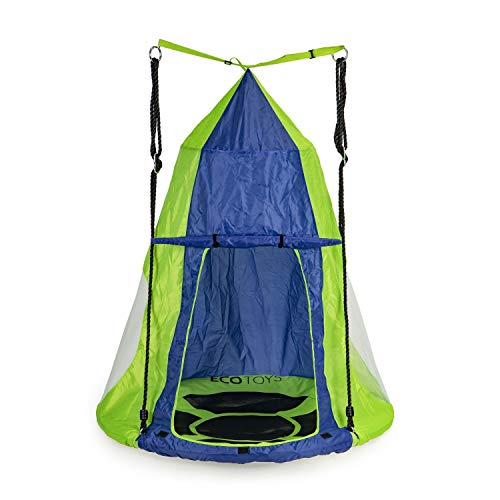 Namiot na huśtawkę bocianie gniazdo, domek ogrodowy