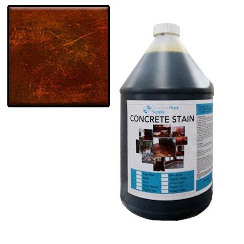 Concrete Acid Stain | Brown Mosaic 1 Gallon