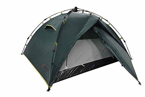 Mediablue Campingzelt - Automatikzelt - Kuppelzelt Schnellaufbauzelt von Outdoorz 210 x 180 x 120 cm