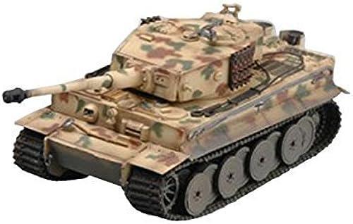 Easy Model 1 72 Scale Tiger 1 Middle sPzAbt.510 1944 Model Kit by Easymodel