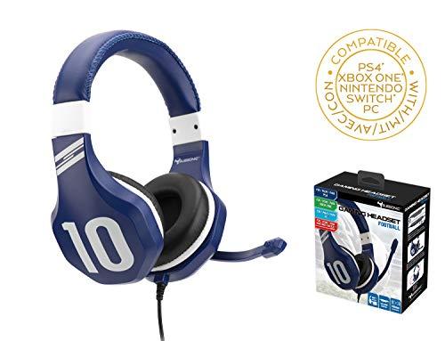 Subsonic - Cuffie da Gioco per PS4/ Xbox One/ PC/ Switch (Solo Fortnite) - Blu - PlayStation 4