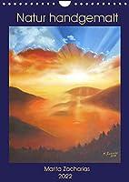 Natur handgemalt Marita Zacharias (Wandkalender 2022 DIN A4 hoch): Ein Kunstkalender mit ausdruckstarken Naturbildern als Oelgemaelde und Pastellzeichnungen. (Monatskalender, 14 Seiten )