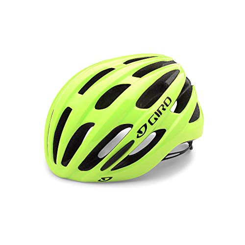 Giro Foray - Casco de ciclismo unisex, color verde (highlight yellow), M