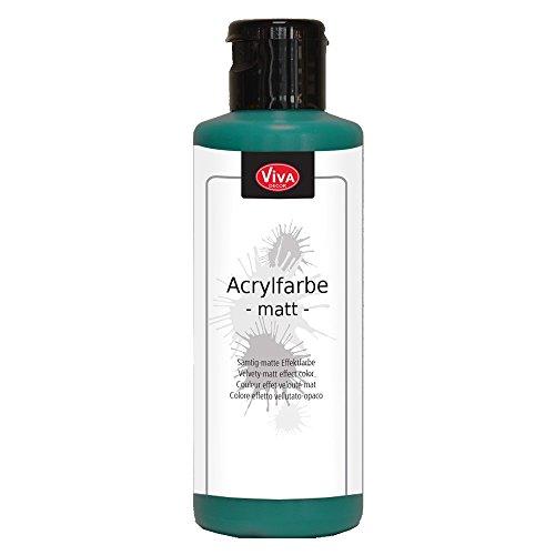 Acrylfarbe 82ml -Petrol-