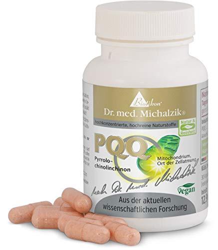 PQQ Pyrrolochinolinchinon nach Dr. med. Michalzik - ohne Zusatzstoffe