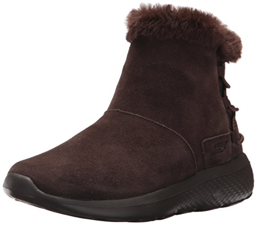 Skechers Damen On-The-go City 2 Stiefel, Braun (Chocolate), 40 EU