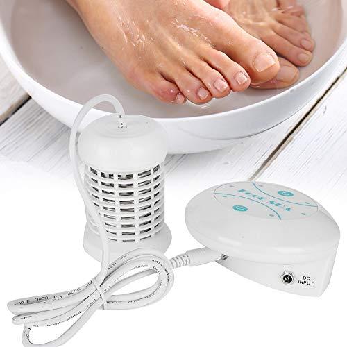 Foot SPA Instrument, Mini Personal Ion Negativo Baño de pies Máquina de desintoxicación iónica Cuidado de la salud Limpieza de células Foot Soaker SPA Machine(#1)