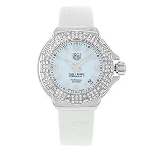 TAG Heuer Women's Formula 1 Glamour Diamond Watch #WAC1215.FC6219 image