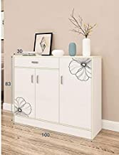 XDDDX Door Storage Small Shoe Cabinet Simple Assembly Economical Space-Saving Home Shoe Rack Simple Modern (Color : Model A)