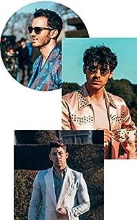 Divine Posters Jonas Brothers Pop Rock Band Joe Jonas Kevin Jonas Nick Jonas 12 x 18 Inch Multicolour Famous Poster DPJB178