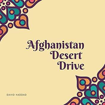 Afghanistan Desert Drive