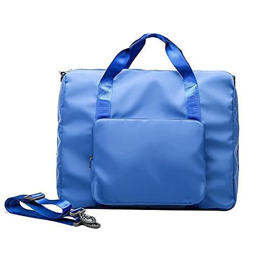 Pomrone Weekender Overnight Bag - Borsa da viaggio, impermeabile, per donna