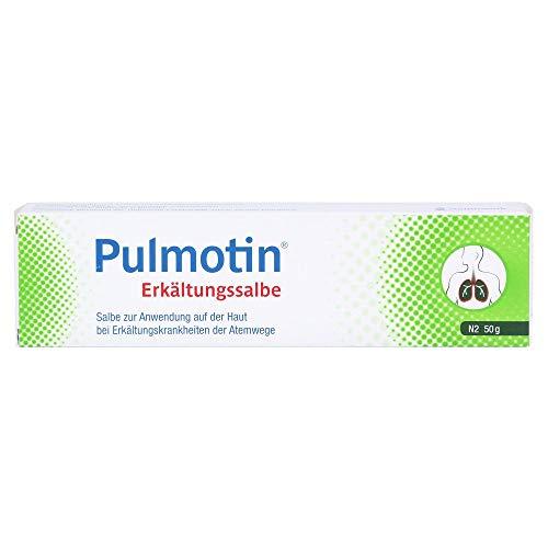 Pulmotin Erk�ltungssalbe, 50 g
