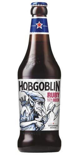 Wychwood Hobgoblin Ruby 5,2% 0,5 Liter inkl. 0,25€ EINWEG Pfand