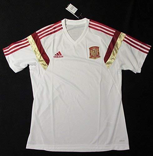 adidas Spanien Spain Adizero Player Issue Spieler Trikot Shirt Jersey White L