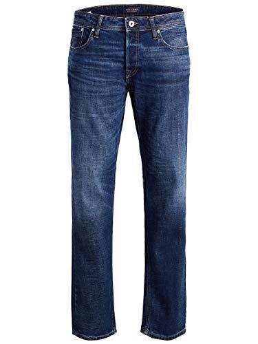 JACK & JONES Herren Comfort Fit Jeans Mike ORIGINAL AM 771 2930Blue Denim