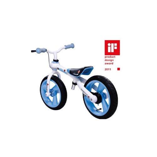 JD Bug Training Bicicletta TC09 da 12 pollici della ruota - Lauflernrad, colore blu