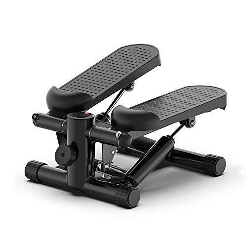 DBSCD Fitness-Trainingsgeräte, Mini-Treppenstufen, Haushalts-Silent-Twist-Fitnessgeräte, Stoßdämpfer-Doppelhydraulikzylinder, Fitnessstudio