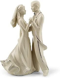 Lenox Wedding Promises First Dance Fine China Cake Topper - 6090054