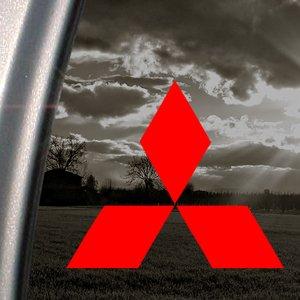 Mitsubishi DIAMANTE rojo juego de...