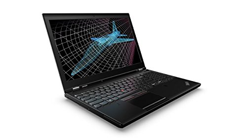 Lenovo ThinkPad P50 CAD WorkStation NVIDIA Quadro 20EN Ultrabook Intel Core i7 32GB RAM 1TB M.2 NVMe SSD Windows 10 Professional (Renewed)