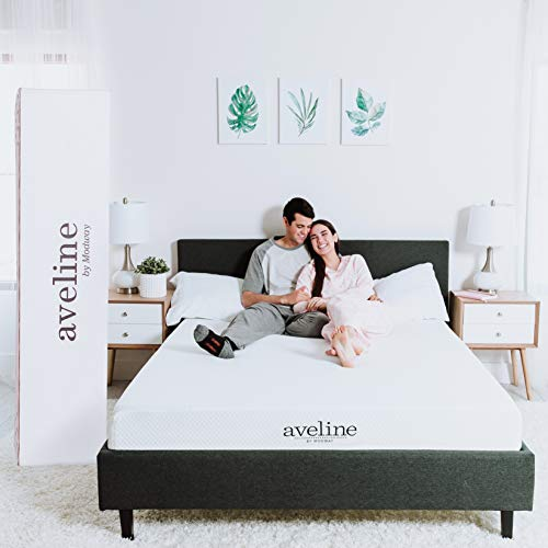 Modway Aveline 6' Gel Infused Memory Foam Queen Mattress With CertiPUR-US Certified Foam