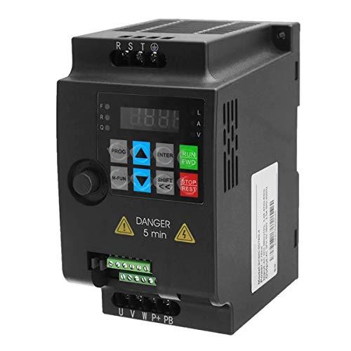 N\A Coche inversor de energía 3 Fase de frecuencia Variable Controlador de Filtro del inversor del convertidor de frecuencia 380V 0.75KW
