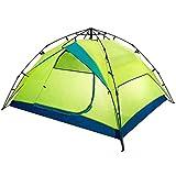 LJMYP Camping Zelte Backpacking Zelt Camping Ausrüstung Zelt für Bag Bed Camping Kuppelzelt für Camping Zelt Outdoor Canopy Pavillon, automatische Geschwindigkeit Open Camping Zelte winddicht und rege