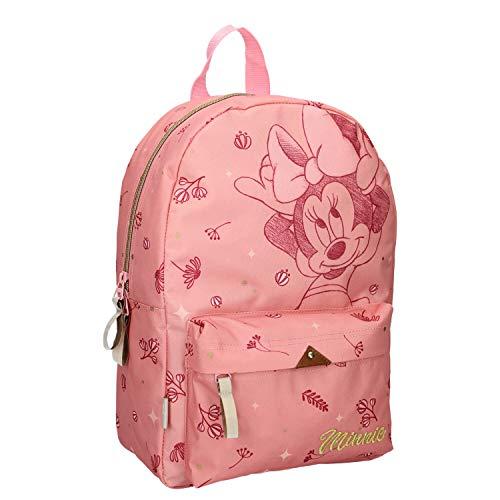 Disney Sac à Dos pour Filles - Minnie Mouse - Rose