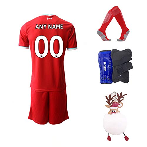Custom Youth Soccer Jerseys Football Team Uniforms with Any Name Number Kids/Boys/Girls