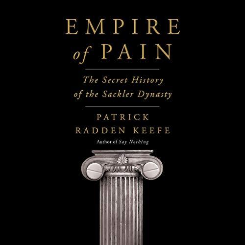Page de couverture de Empire of Pain
