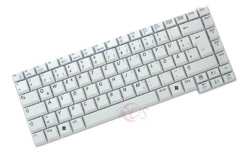 Samsung Original TC Tastatur NP-R40 Plus Series DE Neu Silber