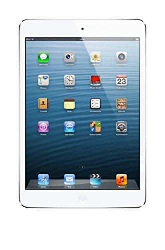 petit un compact Apple iPad Mini 1 16 Go Wi-Fi-Blanc (reproduit)