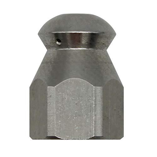 """1/2"""" 1/4"""" 3/8"""" 1/8"""" ugello sturatubi per idropulitrice - 250bar Filo interno - pulizia fognatura / tubo scarico (1/4"""")"""