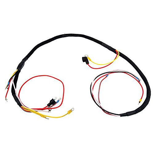 8N14401B Wiring Harness Fits Ford Fits New Holland Tractor 8N with Front Mount Distributor