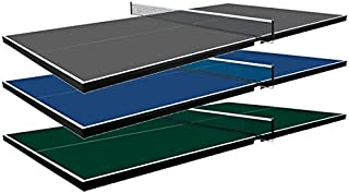 Martin Kilpatrick Ping Pong Table for Billiard Table | Conversion Table Tennis Game Table | Table Tennis Table w/Warranty | Conversion Top for Pool Table Games | Table Top Games | Ping Pong Table Top