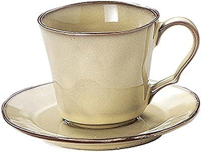 ラフェルム シナモンベージュ コーヒーカップ【L-11.1 S-7.8 H-7.3cm C-195cc】 13522052